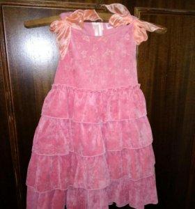 Платье 122 размер