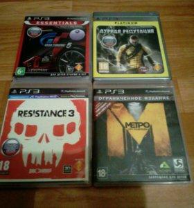 Игры для PS3(обновленно снова)