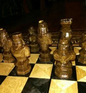 Нарды , шахматы