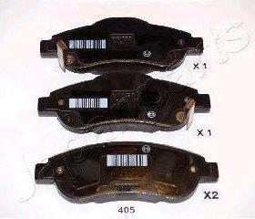 Колодки тормозные Honda CR-V 2.0/2.4/2.2D