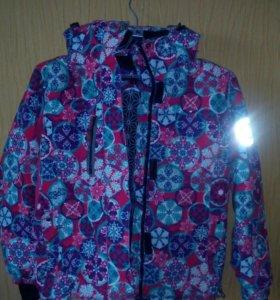 Зимняя куртка azimuth