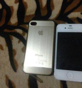 IPhone 4s на 8гигов