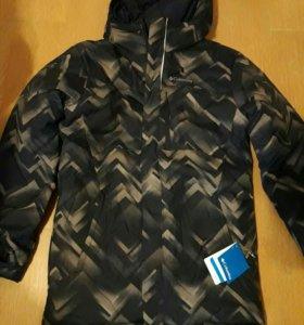 Новая зимняя куртка COLUMBIA. Рост 164-170