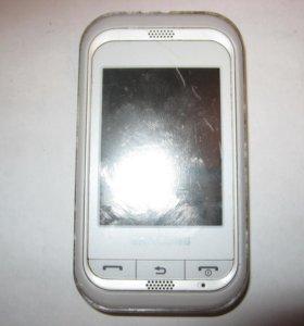Samsung C3300i Champ White