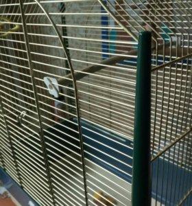 Клетка для попугая (большая)