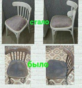 Рестоврация стульев