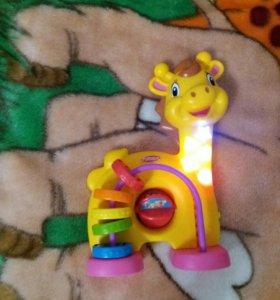 Игрушка жираф playskool