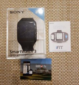 SmartWatch 3 Sony SWR50