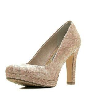 Новые туфли Tamaris 39 р-р