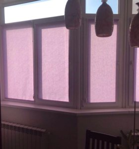Рулонные шторы , жалюзи