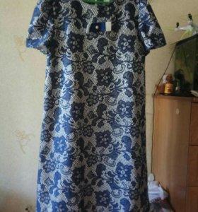 Платье нарядное для маленькой леди