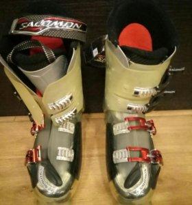 Горнолыжные ботинки SOLOMON