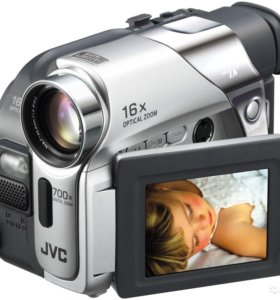 Цифровая видеокамера JVC GR-D53E