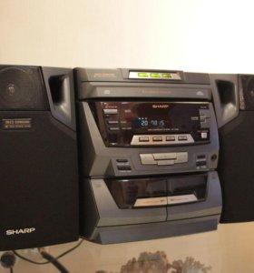 SHARP CD-C430W