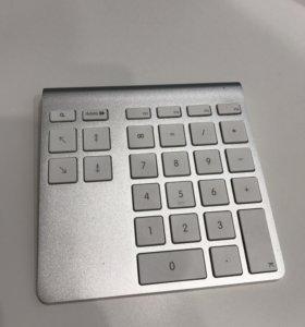 Беспроводная цифровая клавиатура Belkin для Mac