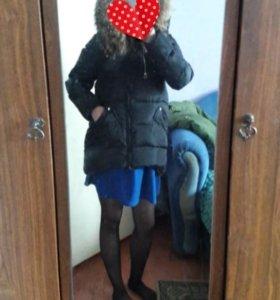 Зимняя  ТЁПЛАЯ парка конверт!