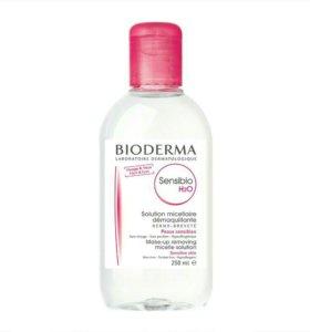 Новая Мицеллярная вода Bioderma Sensibio