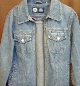 Джинсовая куртка, р..42