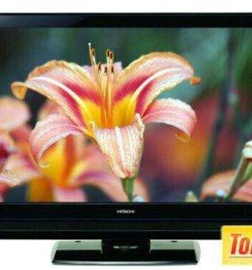 ЖК телевизор с приставкой 20 канальной и USB медиа