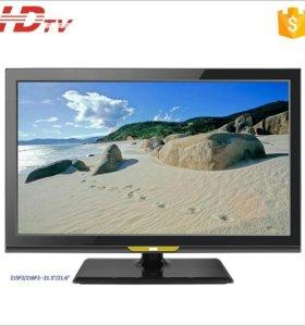 ЖК телевизор с приставкой dvb-t2 (20 кан)USB медиа