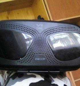 VR one очки DEXP