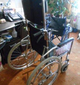 Инвалидная коляска-кровать