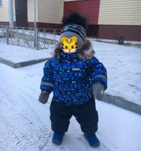 Зимний комбинезон для мальчика 'Kerry'