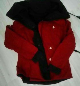 Пальто=куртка