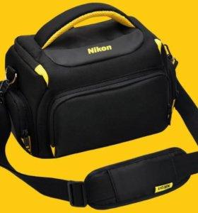 Сумка для фотоаппарата Nikon mini