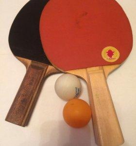 Продаю ракетки для настольного тенниса
