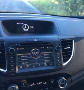 Штатное головное устройство Honda CR-V 2012+