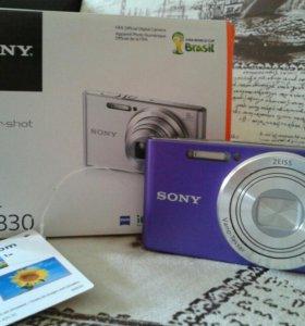 Фотоаппарат новый в упаковке SONY