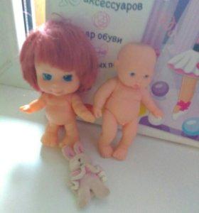 Куклы- пупсы