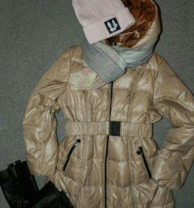 Продам удленненое пальто.Зима