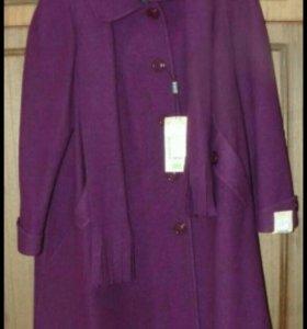 Пальто женское. Демисезонное