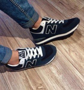 Новые кроссовки newbalance