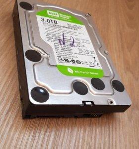 Жесткий диск WD 3000gb