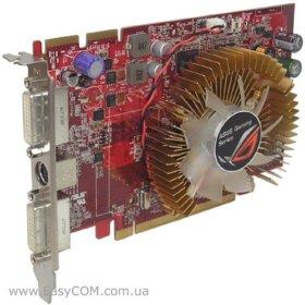 Видеокарта ASUS Radeon HD 2600 XT 256 Мб GDDR3