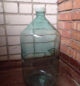 Бутыль для изготовления вина