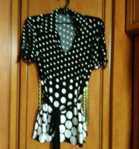 Блузы женская