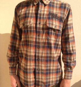 Рубашка harley davidson