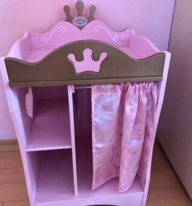 шкафчик от Baby born для кукольной одежды