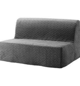 Чехол для двухместного дивана IKEA