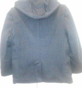 Куртка пиджак для мальчика