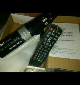 Цифровой HD приемник DVB T2