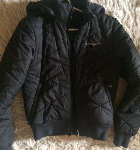 Куртка Reebok утеплённая