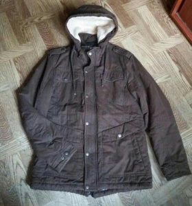 Парка-куртка зимняя ,мужская