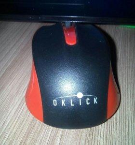 Мышка Oklick