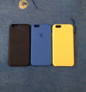 Оригинальные чехлы на iPhone 6/6s