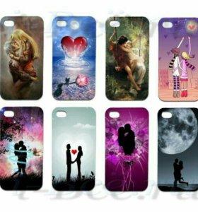 Чехлы iPhone 4-4s